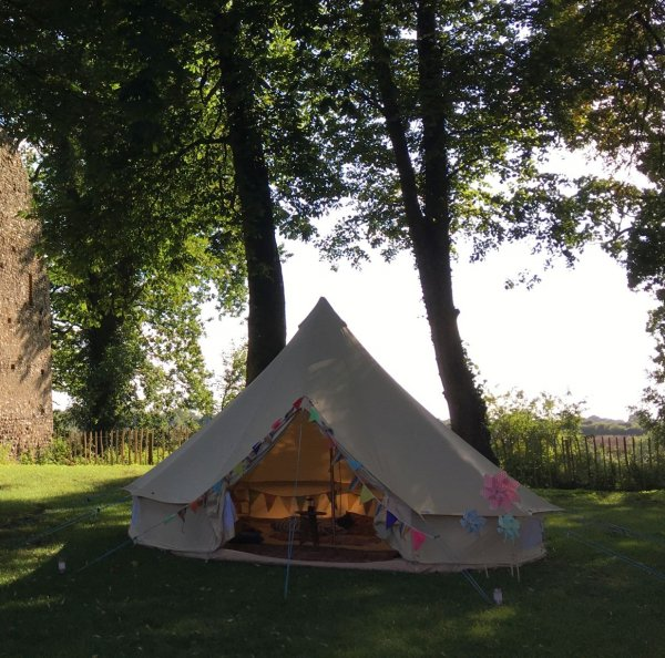 Norfolk Bells - Bell Tent Hire